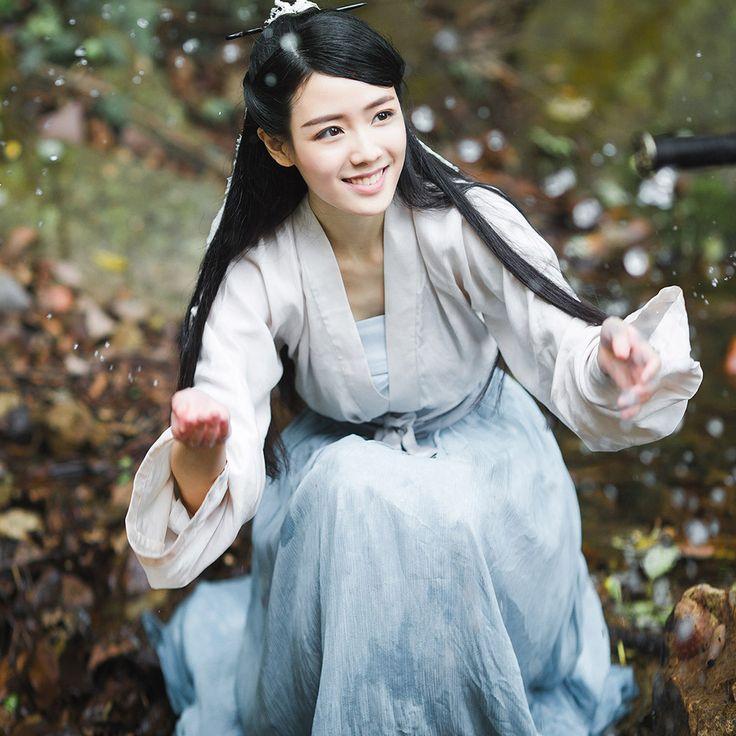 Chinese Hanfu 汉服 Ruqun襦裙 Copyright©️道定 Daoding 菱歌