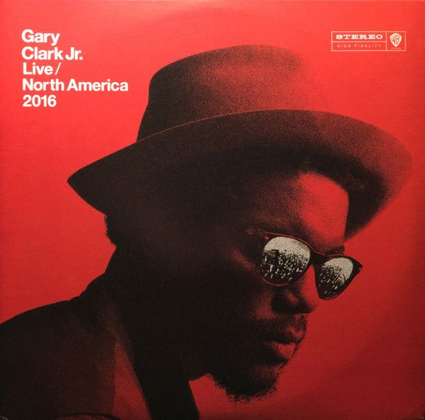 Husband (THE BEST) got me tickets to see Gary Clark Jr. this summer as a surprise....yeah!