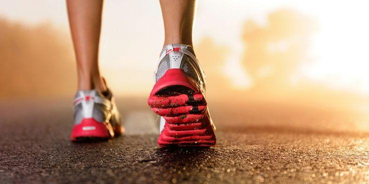 Tamanho do pé interfere com qualidade da corrida?