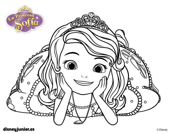 Inspirational Princess Sofia Coloring Book 81 Princess Sofia Printables Coloring