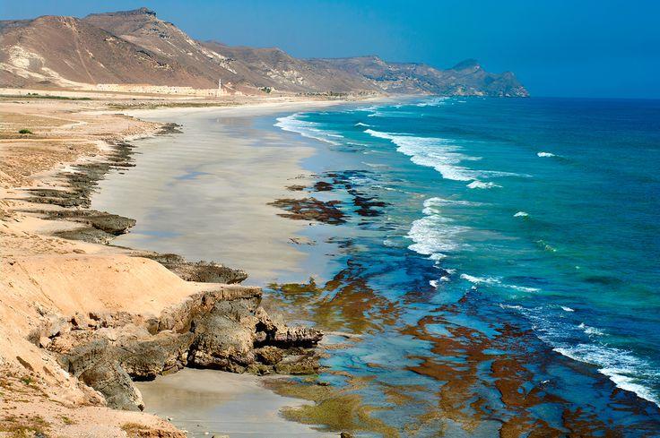 Al Mughsayl, Salalah, Oman
