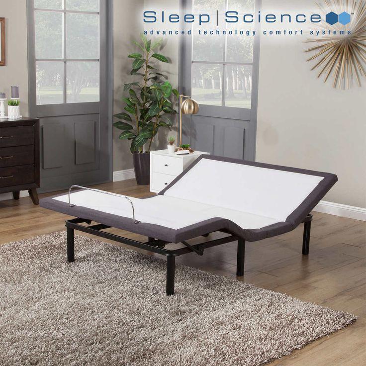 Sleep Science QSeries Queen Adjustable Base Adjustable