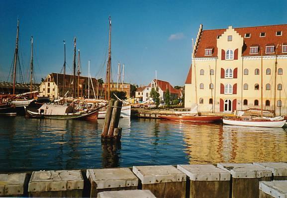 Danish city, Svendborg