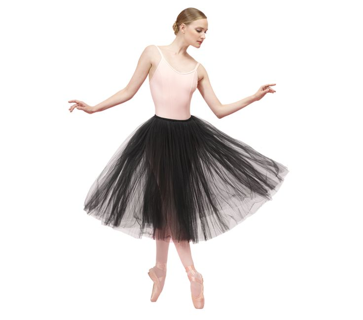 Rehearsal skirt Black by Repetto - Collection spring-summer 2014