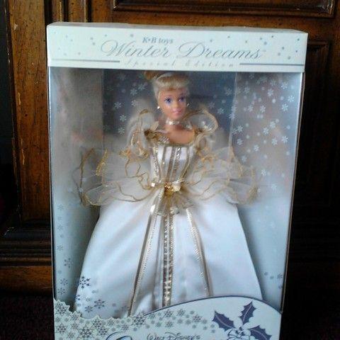 Winter Dreams Cinderella Special Edition Barbie Doll by KB