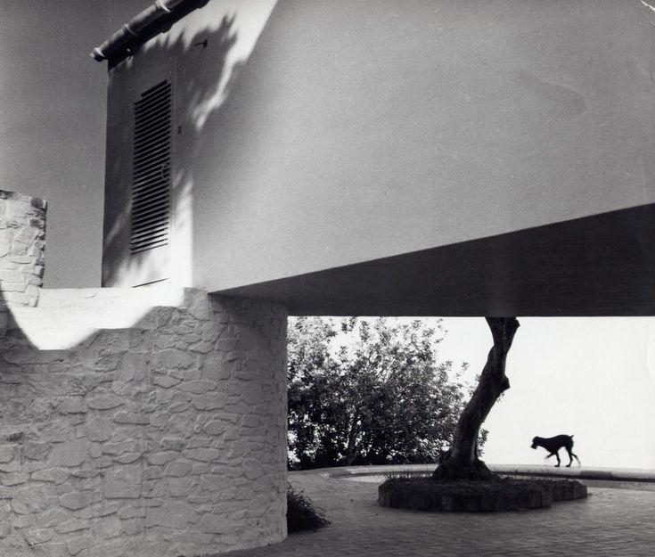 Casa Ugalde (1951) José Antonio Coderch   Caldes d'Estrac, Barcelona