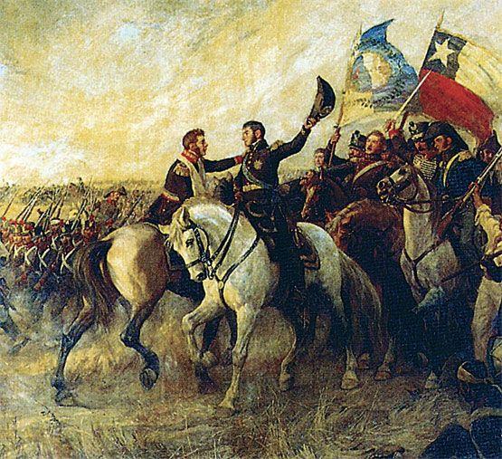 12 de febrero-Batalla de Chacabuco