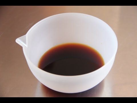 1/2 cup soy sauce     1/2 cup Mirin     1/4 cup sake     handful of Dried Bonito Flakes