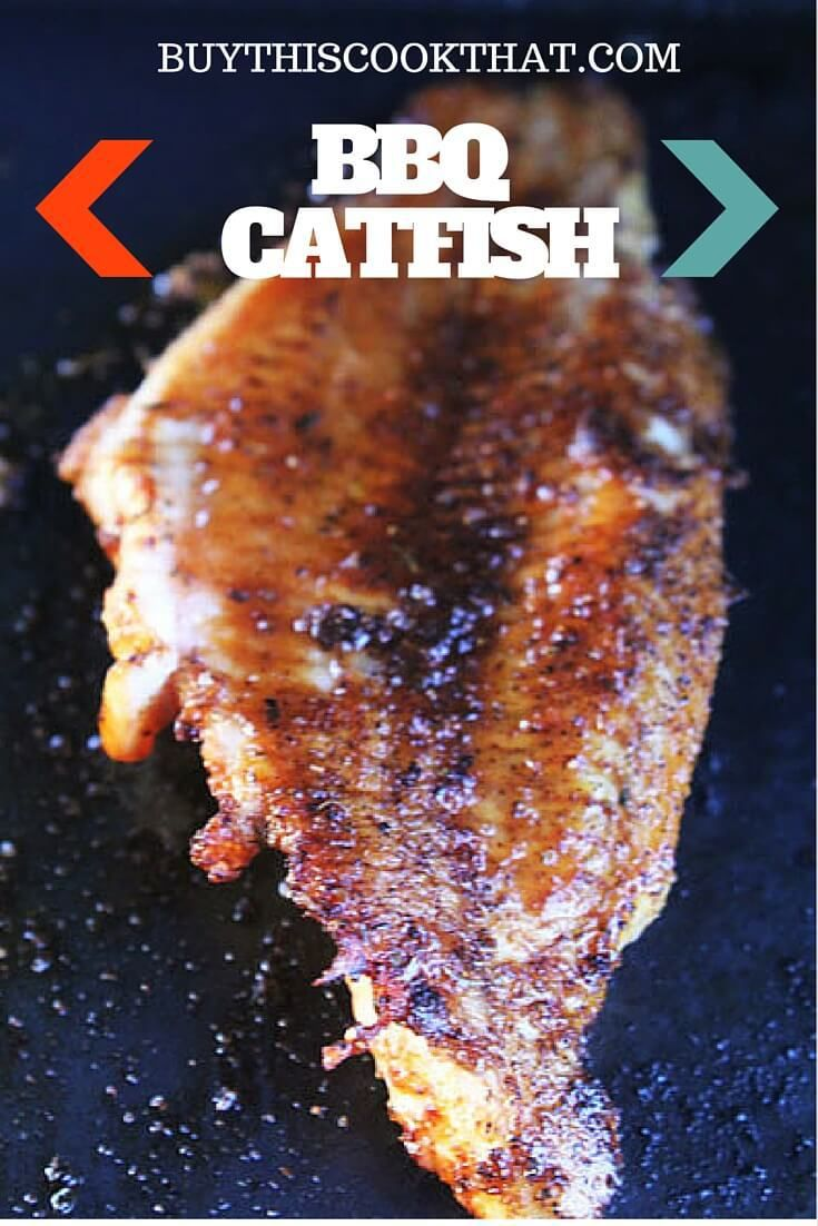 how to make barbecue catfish