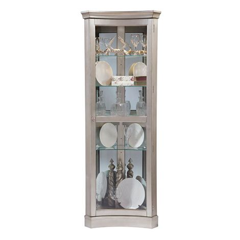 124 best images about Curio Cabinets on Pinterest | Glass curio ...
