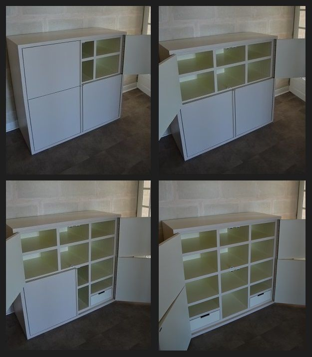 Meuble en carton sg mobilier carton angers