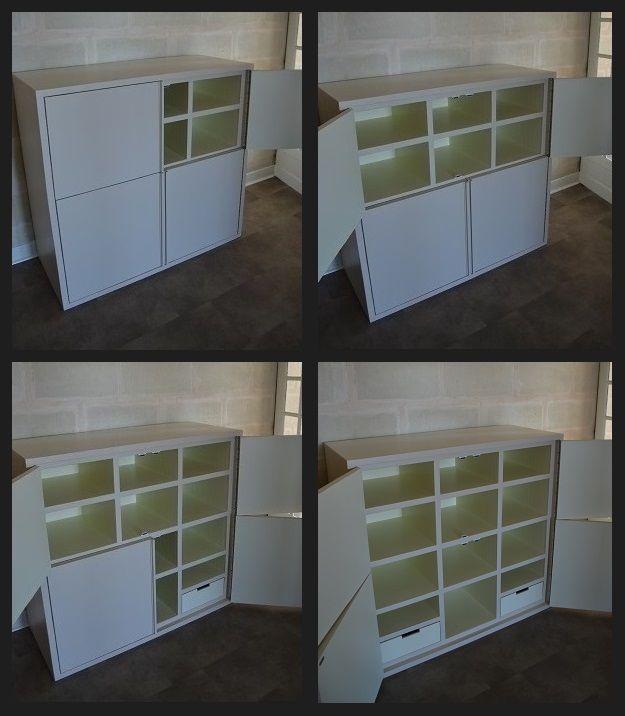 1000 id es sur le th me meubles en carton sur pinterest for Finition meuble en carton