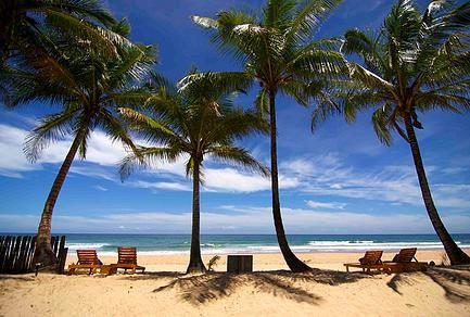 Dreamland Bungalows, a true paradise on Brazils most - beautiful beach. Anna PS vært der