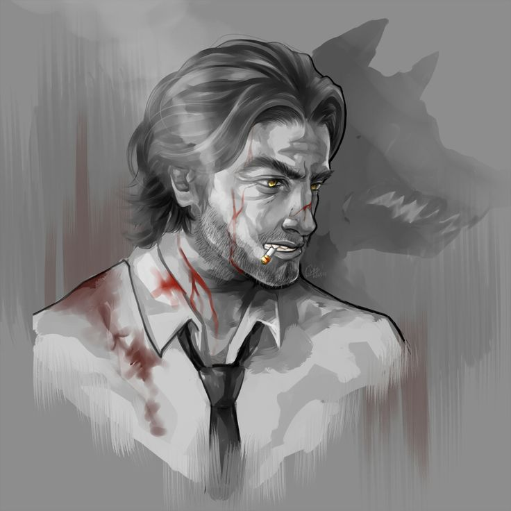 The Wolf Among Us - Bigby by WinglyC.deviantart.com on @DeviantArt