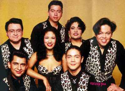 Selena y Los Dinos was the first album released by Selena, at the age of 12.