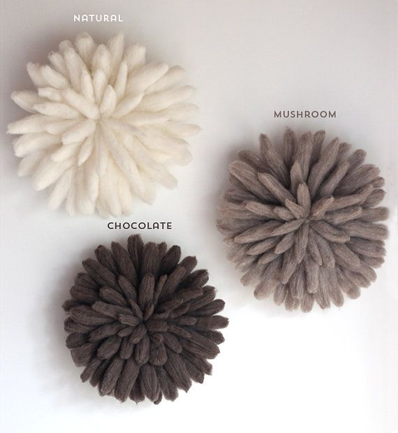 Felted Wool JuJu Hats - NEW STYLE by Flutter Flutter Studio