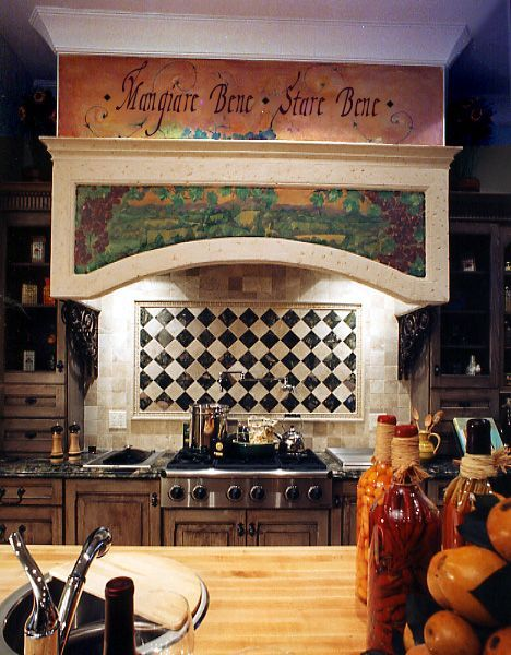 The 25+ Best Tuscan Kitchen Design Ideas On Pinterest | Mediterranean Style  Kitchen Stoves, Tuscan Kitchen Colors And Dream Kitchens