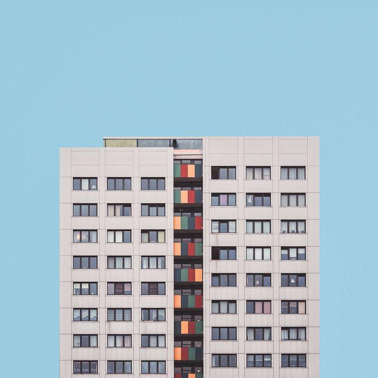 Minimalist Approach to the Post-War Housing in Berlin – Fubiz Media