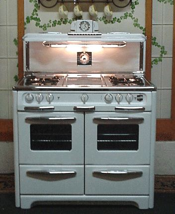 Double Oven Stove Double Ovens And Ovens On Pinterest