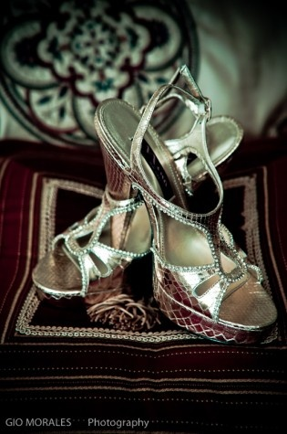 Indian Wedding Dress Shoes