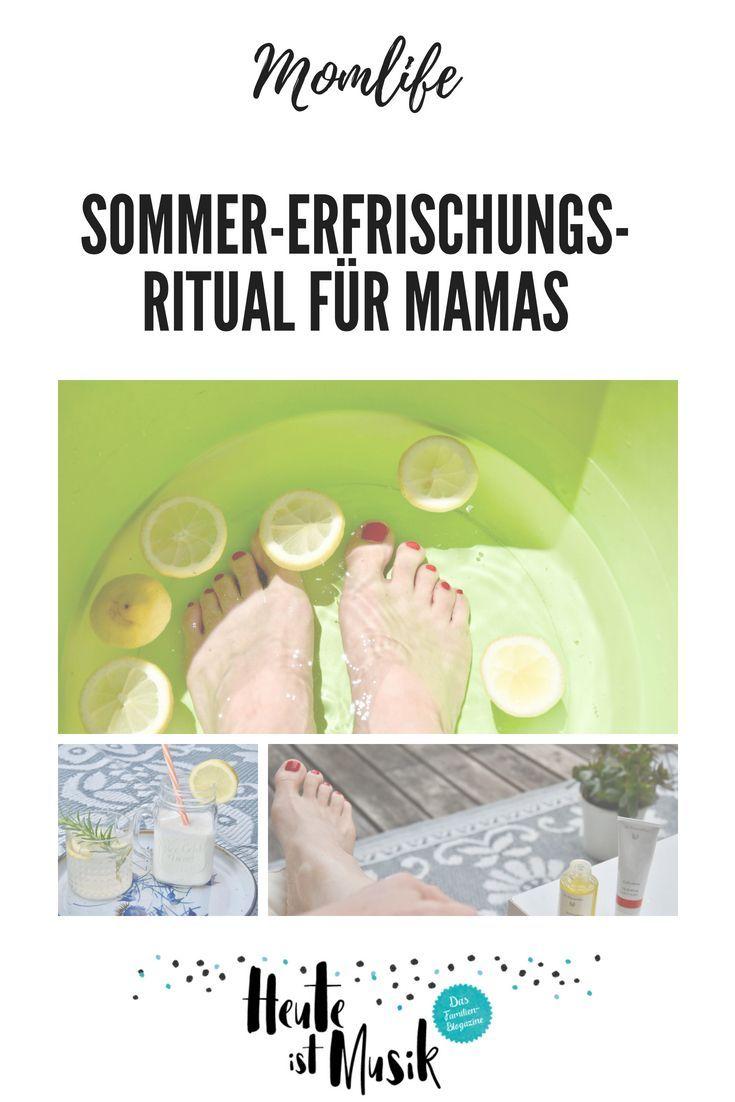 Anzeige Gewinnspiel Die Perfekte Erfrischung Fur Mamas