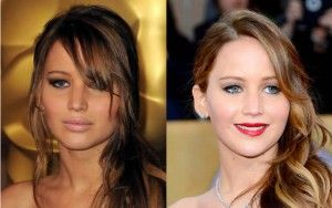 Does Jennifer Lawrence Look Better After Self Tanning