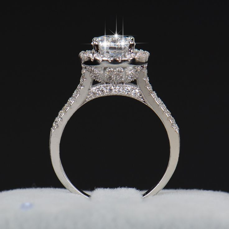 Hot sale Fashion Luxury Women Engagement Jewelry 925 sterling Silver 5A ZC Crystal Zircon Female Wedding Finger Flower Rings //Price: $ 15.49 & FREE Shipping //     #jewelry #jewels #jewel #fashion #gems #gem #gemstone #bling #stones   #stone #trendy #accessories #love #crystals #beautiful #ootd #style #accessory   #stylish #cute #fashionjewelry  #bracelets #bracelet #armcandy #armswag #wristgame #pretty #love #beautiful   #braceletstacks #earrings #earring