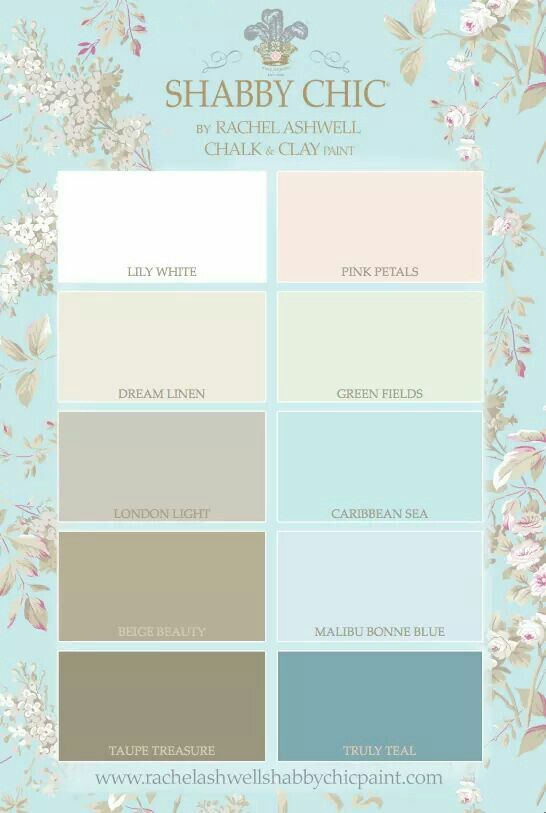 1839 best images about my style is cottage country for Shabby chic bedroom colors