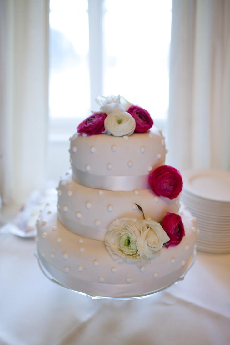 our wedding cake!