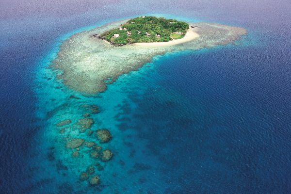 hotel iles fidji design lune de miel ou nuit de noces plage