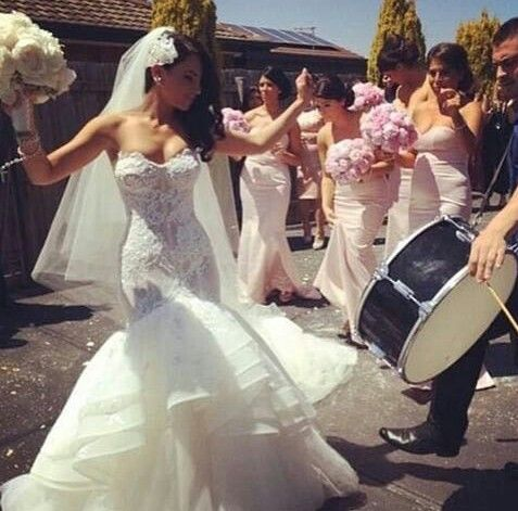 Lebanese wedding