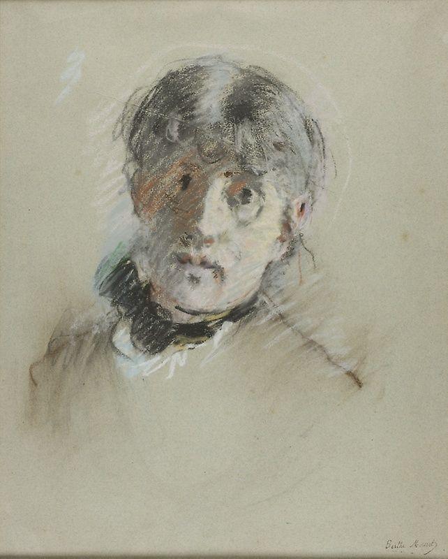 Self portrait Institute of Art Chicago | Berthe morisot, Morisot, Artist