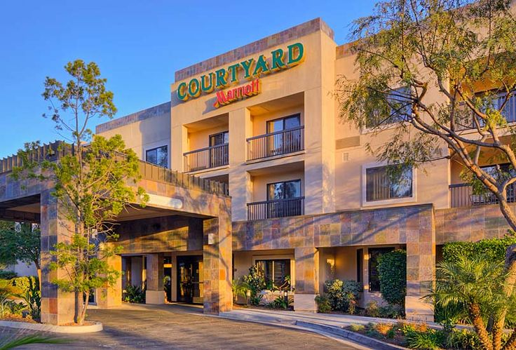 Carlsbad San Diego Hotels: Courtyard Marriot