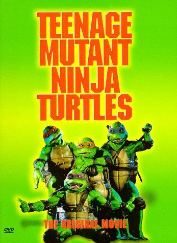 Directed by Steve Barron.  With Judith Hoag, Elias Koteas, Josh Pais, David Forman. A quartet of mutated humanoid turtles clash with an uprising criminal gang of ninjas.