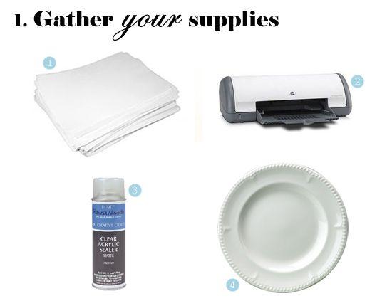 Water Slide Decal Paper Michaels | Waterslide decal paper 2. Printer 3. Clear acrylic sealer 4. Item ...
