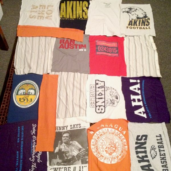 19 Best Create T Shirt Quilts Images On Pinterest