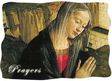 THE UNIVERSAL PRAYER (attributed to Pope Clement XI) - Prayers - My favorite for after receiving Christ in Holy Communion.