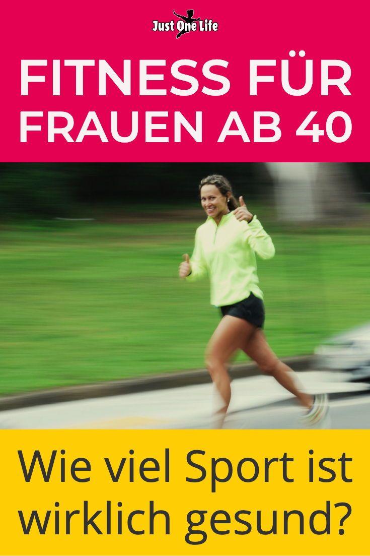 Fitness für Frauen ab 40 - Workout frauen, Fitness..