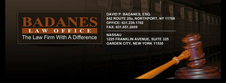 David Badanes - Badanes Law Office ~ If you are facing a divorce or a difficult family situation, you will find many positive differences between our law firm and other firms, when looking for the right local attorney in the Long Island area. - http://www.longislandbusinessclub.com/northport/professional-services/david-badanes#utm_sguid=171809,65398310-c44c-2335-b6a9-75d452e0dca7