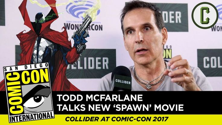 'Spawn Creator Todd McFarlane on His R-Rated Blumhouse Reboot, the Budget, and More #Movies #blumhouse #budget #creator #mcfarlane
