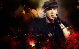 Rap God Eminem Latest Wallpapers at Hdwallpapersz.net