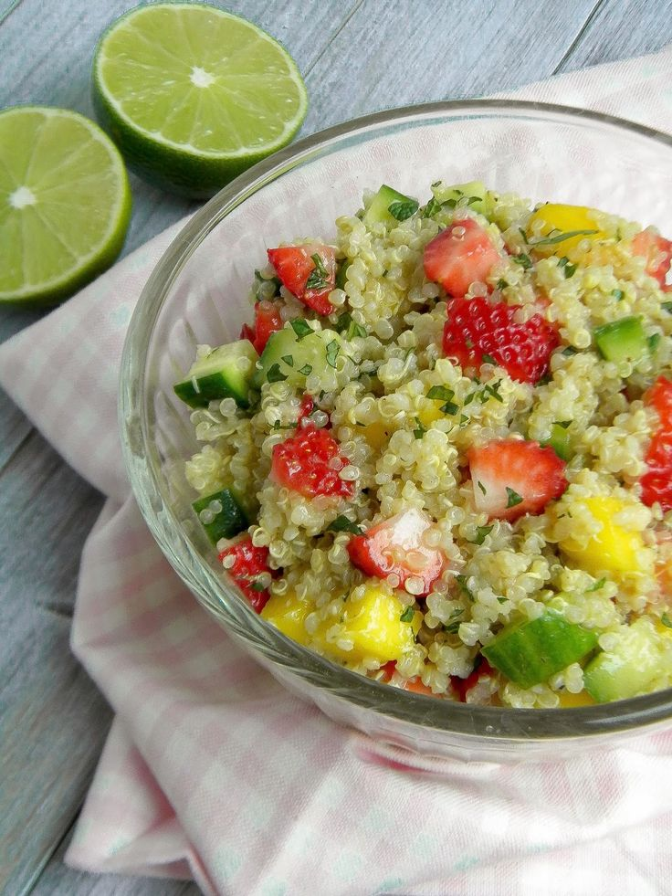37 best Salads - Grain - Seed - Rice etc images on ...