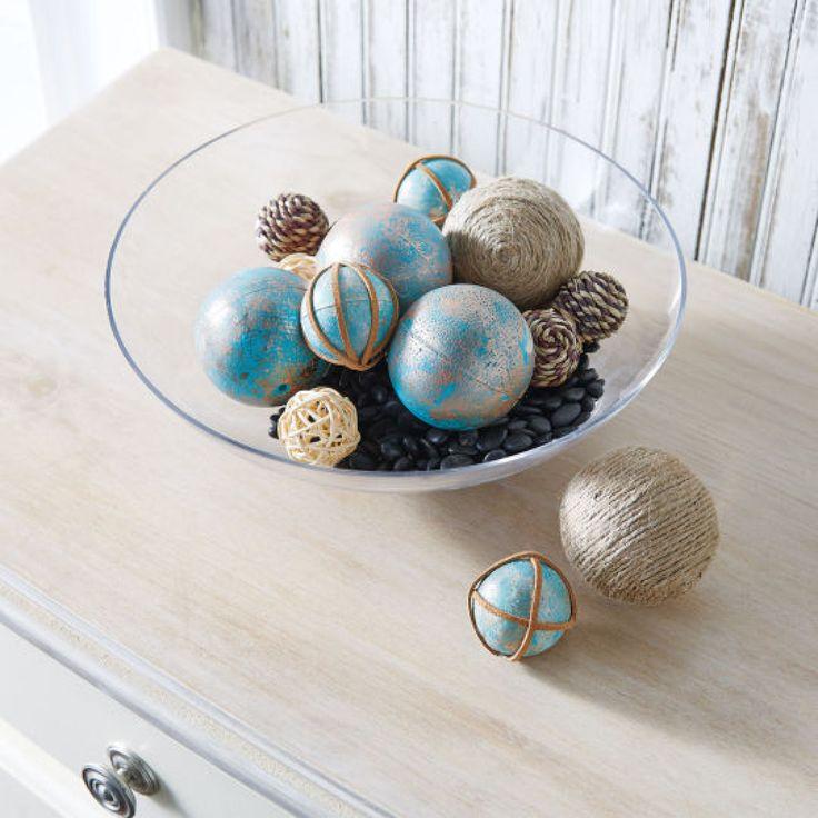 Diy decorative styrofoam balls home decor pinterest