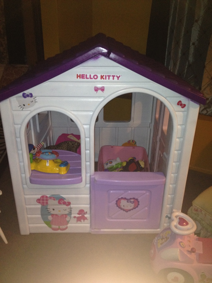 1000 Images About Diy Tikes Playhouse Makeover On Pinterest