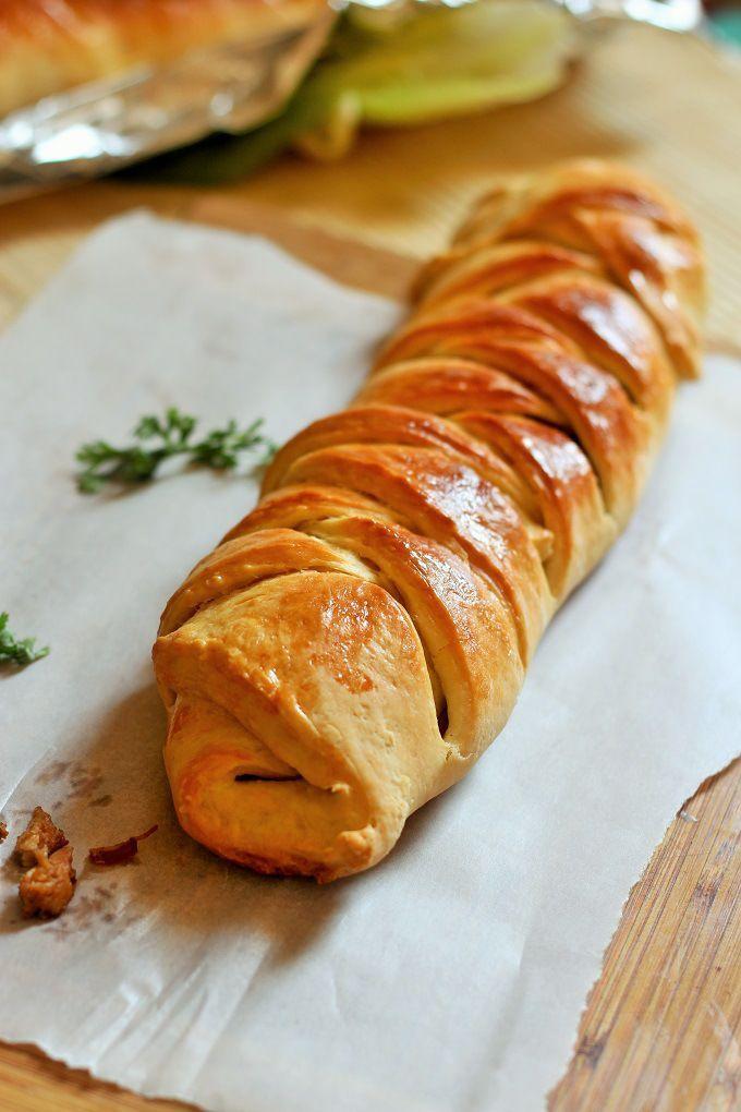 Homemade Chicken Bread Recipe from scratch