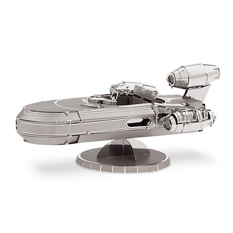 Star Wars Metal Earth 3D Model Kit - Landspeeder | Disney Store