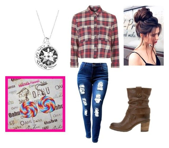 """""""clothes 225"""" by bellskids on Polyvore featuring Topshop and ALDO"""