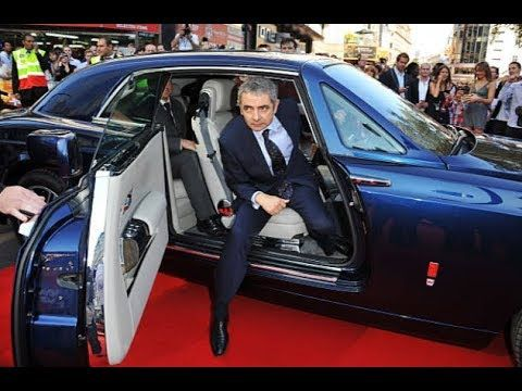 Mr Bean Rowan Atkinson Car Collection Youtube 莊家派代金表装