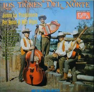 Download Los Tigres Del Norte - Juana La Traicionera (1968) LP - Sinaloa-Mp3