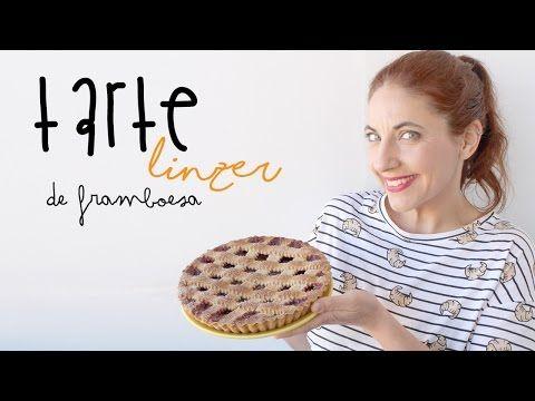 Tarte Linzer de Framboesa - YouTube